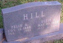 Felix Ackley Hill