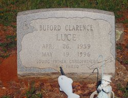 Buford Clarence Luce
