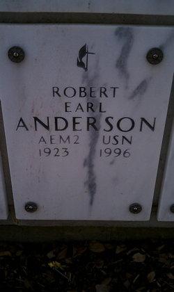 Robert Earl Anderson