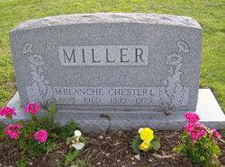 Mabel Blanche <i>Miller</i> Miller
