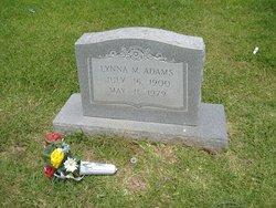 Lynna <i>Davis</i> Adams