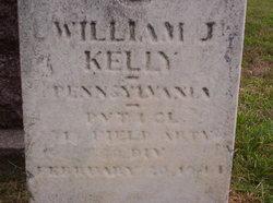 William J Kelly