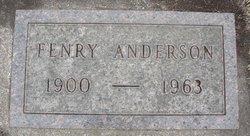 Fenry Anderson