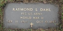 PFC Raymond Lester Dahl