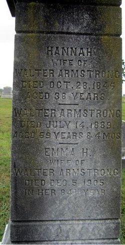 Emma <i>Hall</i> Armstrong