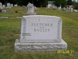 Priscilla Bernice <i>Fletcher</i> Bagley