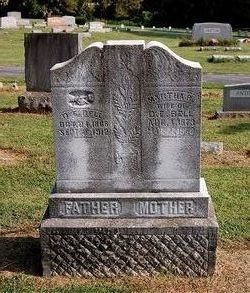 Martha <i>Crutcher</i> Bell