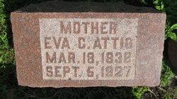 Eva Catherine <i>Spilger</i> Attig