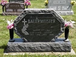 Elva Joan Joey <i>Reinking</i> Bauermeister