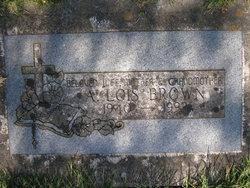 A Lois Brown