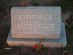 Anna Y Allinson