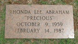 Rhonda Lee Abraham
