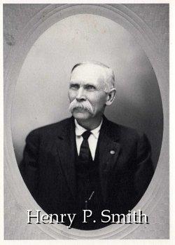 Henry Patrick Smith