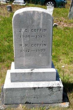 Margaret Mayhew <i>Ingersoll</i> Coffin