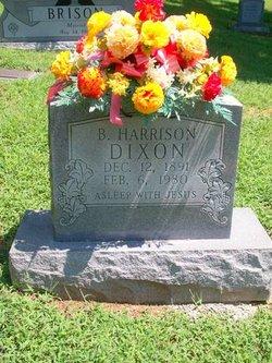 B. Harrison Dixon