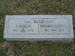 Indiana W <i>Sumrall</i> Bush