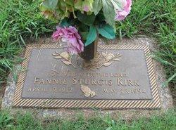 Fannie <i>Sturgis</i> Kirk