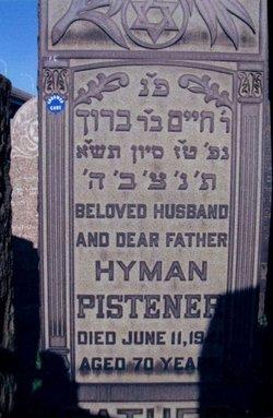 Hyman Pistener