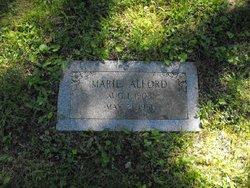 Marie Alford