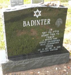 Tsilya Badinter