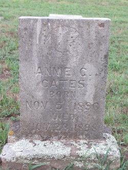 Annie C Cates