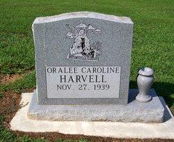 Oralee Caroline Harvell