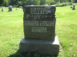 William F Davis