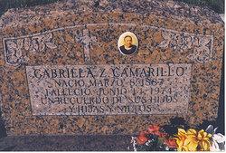Gabriela <i>Zamaripa</i> Camarillo