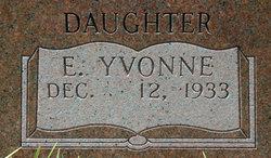Eva Yvonne Tootsie Nelson