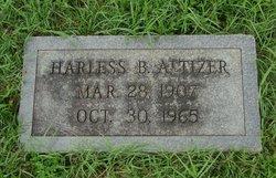 Harless B Altizer