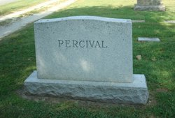 Carrie <i>Johnson</i> Percival