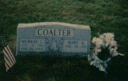 Mary <i>McDade</i> Coalter