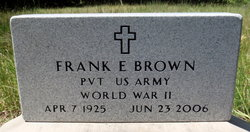 Frank Edward Brown
