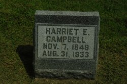Harriet E <i>Dutton</i> Campbell