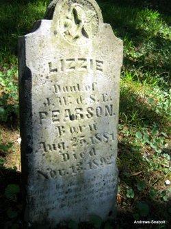 Lizzie Pearson