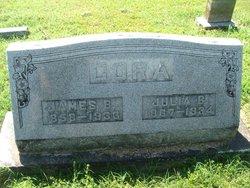 James Buchanan Cora