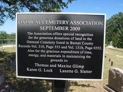 Oatmeal Cemetery