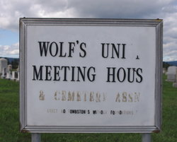 Wolfs Union Meeting House Cemetery