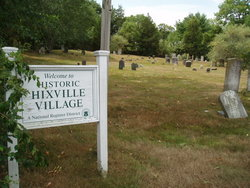 First Church of Hixville Cemetery