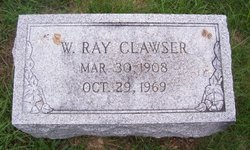 Walter Ray Clawser