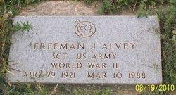 Freeman Jay Alvey