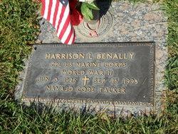Harrison L. Benally, Jr