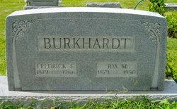 Frederick Conrad Fritz Burkhardt, II