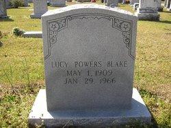 Lucy Powers Blake