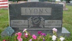 Mary Elizabeth <i>Campbell</i> Lyons