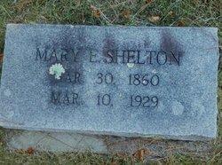 Mary E. Shelton