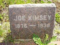 Joseph B Joe Kimsey