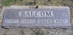 William Riley Balcom