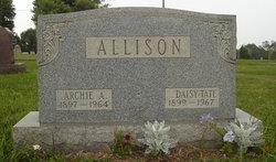 Archie Allen Allison, Sr