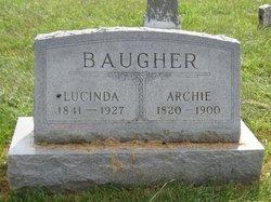 Lucinda Kathryn <i>Hale</i> Baugher